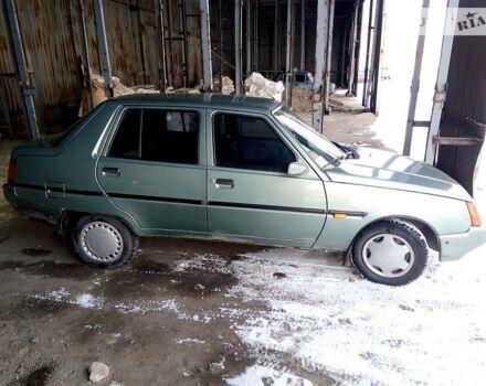 Зеленый ЗАЗ 1103 Славута, объемом двигателя 1.2 л и пробегом 83 тыс. км за 2000 $, фото 1 на Automoto.ua