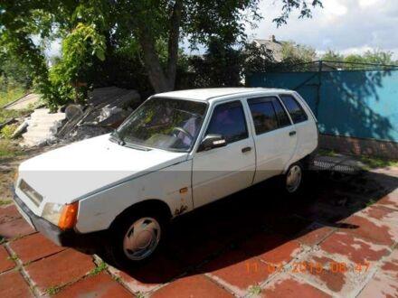 Белый ЗАЗ 1105 Дана, объемом двигателя 1.2 л и пробегом 90 тыс. км за 1000 $, фото 1 на Automoto.ua