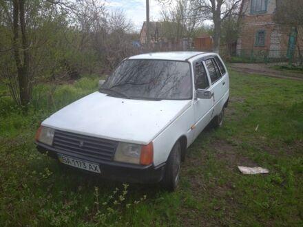 Белый ЗАЗ 1105 Дана, объемом двигателя 1 л и пробегом 10 тыс. км за 1100 $, фото 1 на Automoto.ua