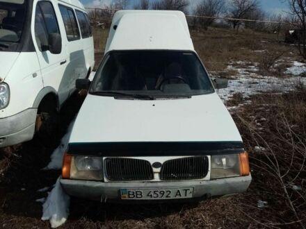Білий ЗАЗ 1105 Дана, об'ємом двигуна 1.2 л та пробігом 200 тис. км за 800 $, фото 1 на Automoto.ua