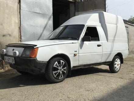 Белый ЗАЗ 1105 Дана, объемом двигателя 1.2 л и пробегом 1 тыс. км за 800 $, фото 1 на Automoto.ua