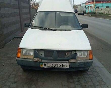 Белый ЗАЗ 1105 Дана, объемом двигателя 1.2 л и пробегом 150 тыс. км за 750 $, фото 1 на Automoto.ua