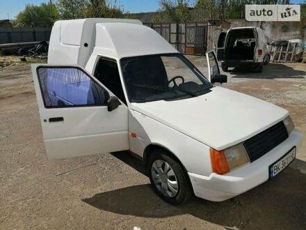 Белый ЗАЗ 1105 Дана, объемом двигателя 1.2 л и пробегом 136 тыс. км за 2000 $, фото 1 на Automoto.ua