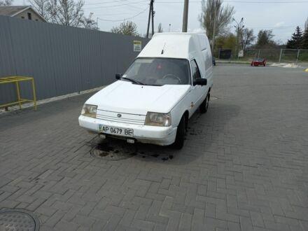 Белый ЗАЗ 1105 Дана, объемом двигателя 1.2 л и пробегом 230 тыс. км за 1100 $, фото 1 на Automoto.ua