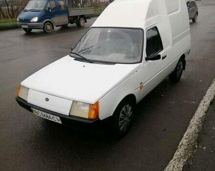 Белый ЗАЗ 1105 Дана, объемом двигателя 1.2 л и пробегом 77 тыс. км за 1400 $, фото 1 на Automoto.ua
