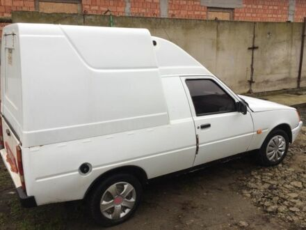 Белый ЗАЗ 1105 Дана, объемом двигателя 1.2 л и пробегом 121 тыс. км за 1300 $, фото 1 на Automoto.ua