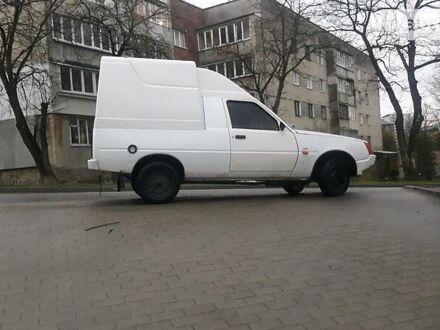 Білий ЗАЗ 1105 Дана, об'ємом двигуна 1.2 л та пробігом 215 тис. км за 999 $, фото 1 на Automoto.ua