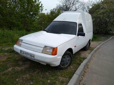 Белый ЗАЗ 1105 Дана, объемом двигателя 1.2 л и пробегом 120 тыс. км за 1200 $, фото 1 на Automoto.ua
