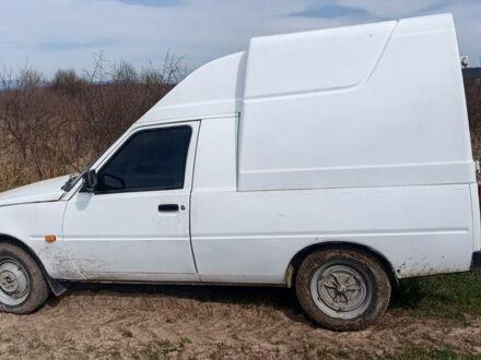 Белый ЗАЗ 1105 Дана, объемом двигателя 1.2 л и пробегом 102 тыс. км за 1390 $, фото 1 на Automoto.ua