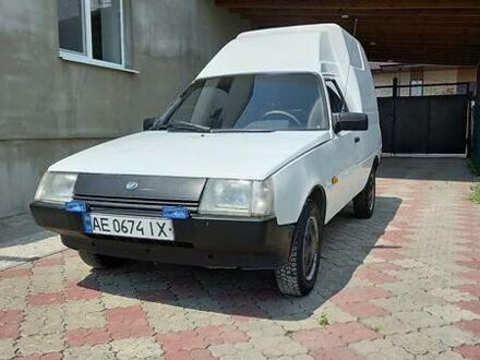 Білий ЗАЗ 1105 Дана, об'ємом двигуна 1.2 л та пробігом 244 тис. км за 1300 $, фото 1 на Automoto.ua