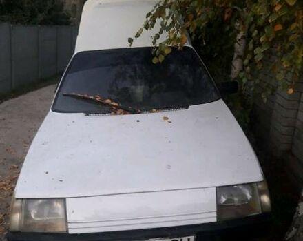 Белый ЗАЗ 1105 Дана, объемом двигателя 1.2 л и пробегом 150 тыс. км за 1000 $, фото 1 на Automoto.ua