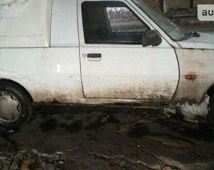 Белый ЗАЗ 1105 Дана, объемом двигателя 0 л и пробегом 180 тыс. км за 620 $, фото 1 на Automoto.ua