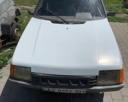 Белый ЗАЗ 1105 Дана, объемом двигателя 1.2 л и пробегом 100 тыс. км за 983 $, фото 1 на Automoto.ua