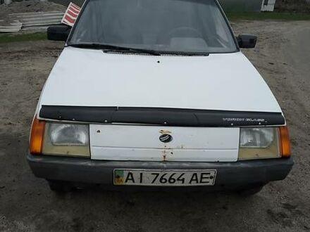 Білий ЗАЗ 1105 Дана, об'ємом двигуна 1.2 л та пробігом 271 тис. км за 1000 $, фото 1 на Automoto.ua