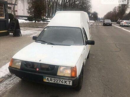 Белый ЗАЗ 1105 Дана, объемом двигателя 1.2 л и пробегом 130 тыс. км за 950 $, фото 1 на Automoto.ua