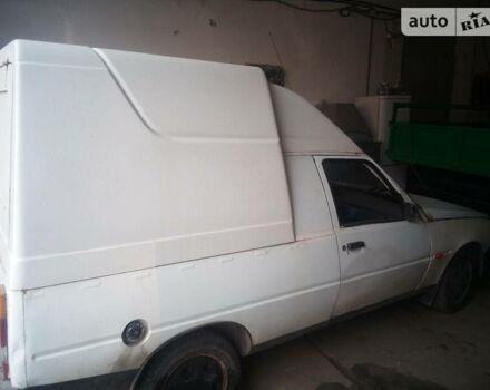 Белый ЗАЗ 1105 Дана, объемом двигателя 1.3 л и пробегом 30 тыс. км за 1181 $, фото 1 на Automoto.ua