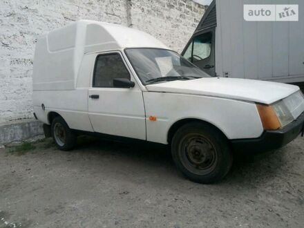Белый ЗАЗ 1105 Дана, объемом двигателя 1.2 л и пробегом 300 тыс. км за 901 $, фото 1 на Automoto.ua