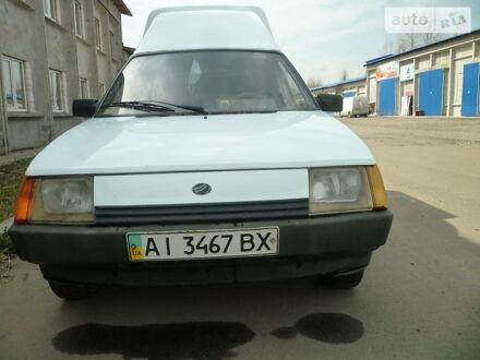 Белый ЗАЗ 1105 Дана, объемом двигателя 1.2 л и пробегом 161 тыс. км за 700 $, фото 1 на Automoto.ua