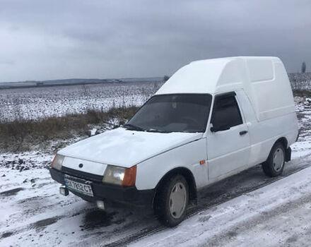 Белый ЗАЗ 1105 Дана, объемом двигателя 1.2 л и пробегом 234 тыс. км за 1850 $, фото 1 на Automoto.ua
