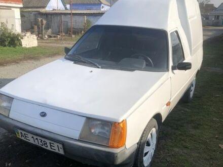 Белый ЗАЗ 1105 Дана, объемом двигателя 1.2 л и пробегом 1 тыс. км за 1300 $, фото 1 на Automoto.ua
