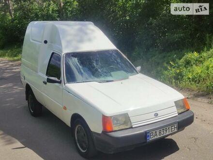 Белый ЗАЗ 1105 Дана, объемом двигателя 1.2 л и пробегом 130 тыс. км за 1750 $, фото 1 на Automoto.ua