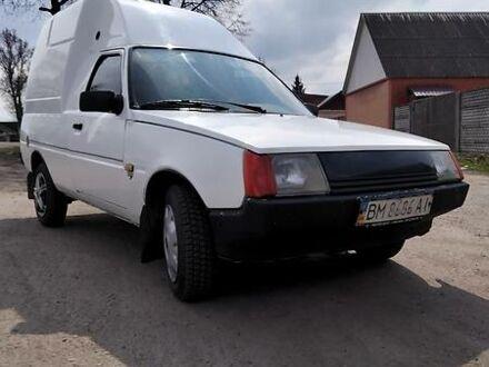 Білий ЗАЗ 1105 Дана, об'ємом двигуна 1.2 л та пробігом 85 тис. км за 1599 $, фото 1 на Automoto.ua