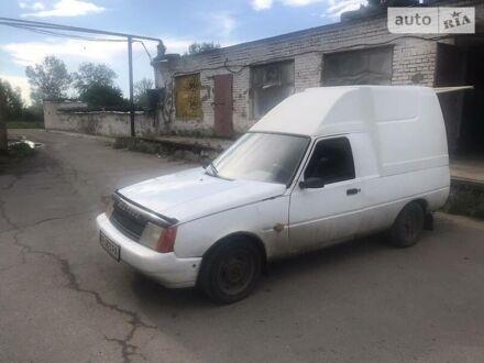 Білий ЗАЗ 1105 Дана, об'ємом двигуна 1.2 л та пробігом 163 тис. км за 1500 $, фото 1 на Automoto.ua