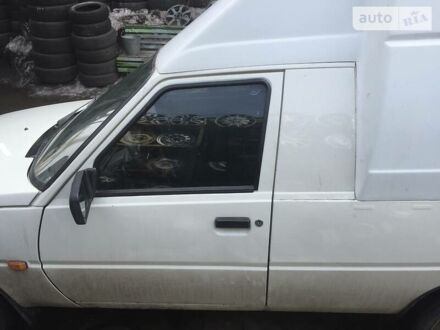 Білий ЗАЗ 1105 Дана, об'ємом двигуна 1.2 л та пробігом 250 тис. км за 1500 $, фото 1 на Automoto.ua