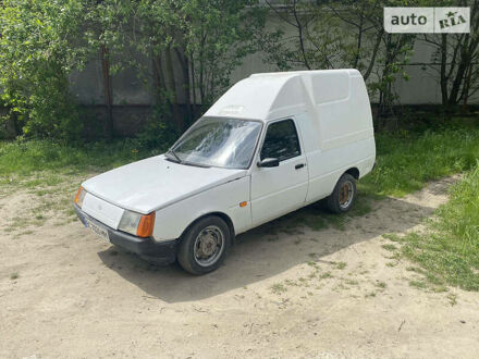 Білий ЗАЗ 1105 Дана, об'ємом двигуна 1.2 л та пробігом 200 тис. км за 1100 $, фото 1 на Automoto.ua