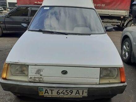 Белый ЗАЗ 1105 Дана, объемом двигателя 1.2 л и пробегом 140 тыс. км за 900 $, фото 1 на Automoto.ua