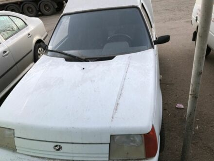 Белый ЗАЗ 1105 Дана, объемом двигателя 1.2 л и пробегом 104 тыс. км за 2000 $, фото 1 на Automoto.ua