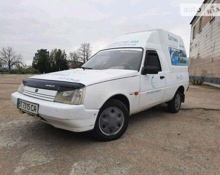 Белый ЗАЗ 1105 Дана, объемом двигателя 1.2 л и пробегом 150 тыс. км за 2500 $, фото 1 на Automoto.ua