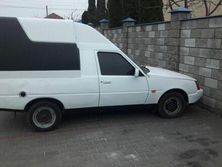 Білий ЗАЗ 1105 Дана, об'ємом двигуна 1.2 л та пробігом 202 тис. км за 1400 $, фото 1 на Automoto.ua