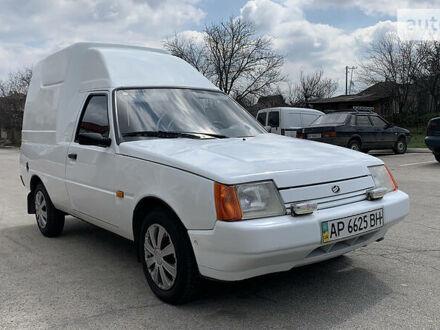 Белый ЗАЗ 1105 Дана, объемом двигателя 1.3 л и пробегом 130 тыс. км за 2150 $, фото 1 на Automoto.ua