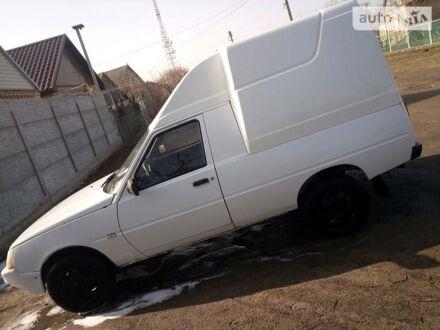 Білий ЗАЗ 1105 Дана, об'ємом двигуна 1.2 л та пробігом 123 тис. км за 1700 $, фото 1 на Automoto.ua