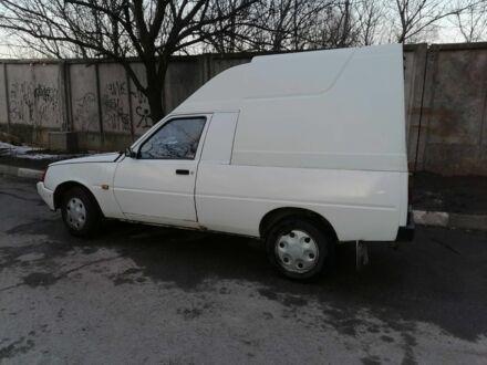 Белый ЗАЗ 1105 Дана, объемом двигателя 1.2 л и пробегом 190 тыс. км за 1700 $, фото 1 на Automoto.ua