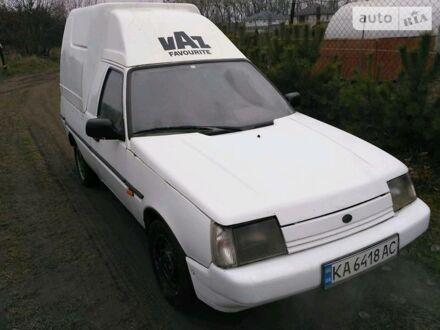 Белый ЗАЗ 1105 Дана, объемом двигателя 1.2 л и пробегом 130 тыс. км за 1500 $, фото 1 на Automoto.ua