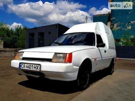 Білий ЗАЗ 1105 Дана, об'ємом двигуна 1.3 л та пробігом 550 тис. км за 1600 $, фото 1 на Automoto.ua