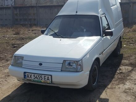 Білий ЗАЗ 1105 Дана, об'ємом двигуна 1.3 л та пробігом 110 тис. км за 2500 $, фото 1 на Automoto.ua
