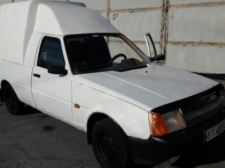 Белый ЗАЗ 1105 Дана, объемом двигателя 1.3 л и пробегом 1 тыс. км за 2000 $, фото 1 на Automoto.ua