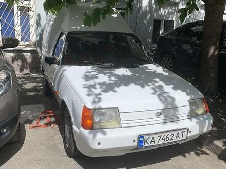 Белый ЗАЗ 1105 Дана, объемом двигателя 1.3 л и пробегом 91 тыс. км за 1950 $, фото 1 на Automoto.ua