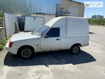 Білий ЗАЗ 1105 Дана, об'ємом двигуна 1.3 л та пробігом 234 тис. км за 1102 $, фото 1 на Automoto.ua