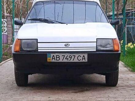 Белый ЗАЗ 1105 Дана, объемом двигателя 1.3 л и пробегом 73 тыс. км за 1999 $, фото 1 на Automoto.ua