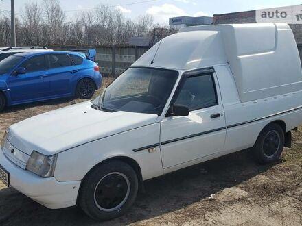 Белый ЗАЗ 1105 Дана, объемом двигателя 1.3 л и пробегом 110 тыс. км за 2500 $, фото 1 на Automoto.ua