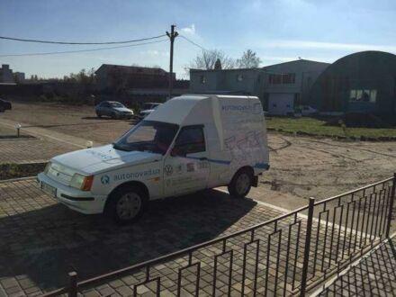 Белый ЗАЗ 1105 Дана, объемом двигателя 1.3 л и пробегом 51 тыс. км за 2467 $, фото 1 на Automoto.ua
