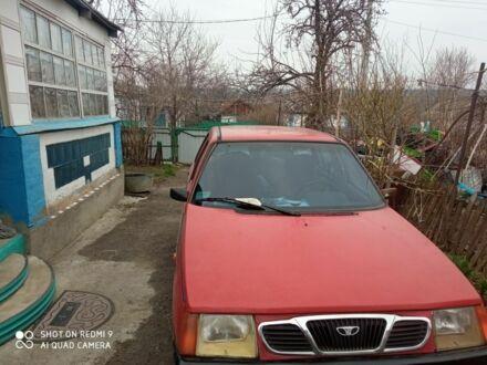 Красный ЗАЗ 1105 Дана, объемом двигателя 1.3 л и пробегом 50 тыс. км за 846 $, фото 1 на Automoto.ua