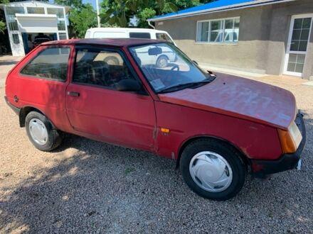 Червоний ЗАЗ 1105 Дана, об'ємом двигуна 1.3 л та пробігом 87 тис. км за 1000 $, фото 1 на Automoto.ua