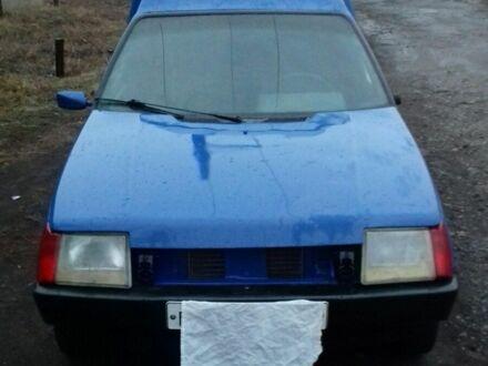 Синий ЗАЗ 1105 Дана, объемом двигателя 1.2 л и пробегом 103 тыс. км за 1176 $, фото 1 на Automoto.ua