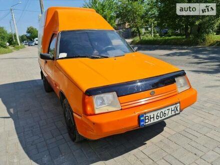 Оранжевый ЗАЗ 1105 Дана, объемом двигателя 1.2 л и пробегом 117 тыс. км за 1700 $, фото 1 на Automoto.ua