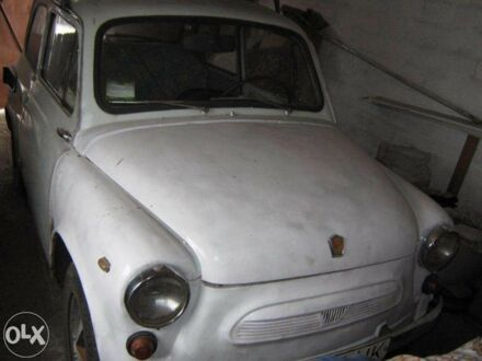 Білий ЗАЗ 965, об'ємом двигуна 0.89 л та пробігом 15 тис. км за 900 $, фото 1 на Automoto.ua